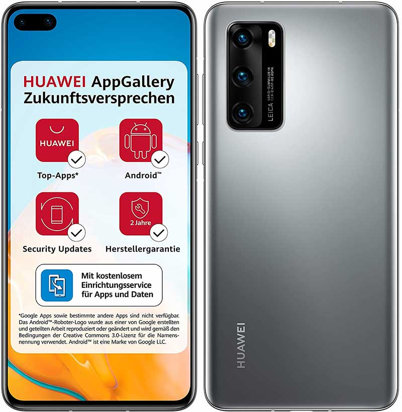Huawei Versprechen