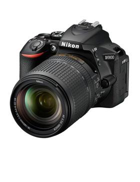 Nikon-Spiegelreflexkamera