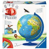 Verpackung 3D Puzzle-Globus