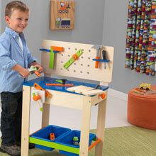 Werkbänke für Kinder