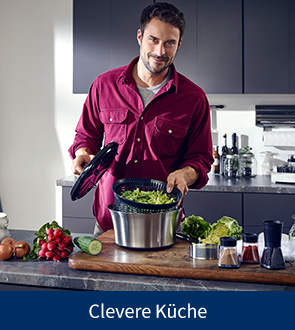 Clevere Küche