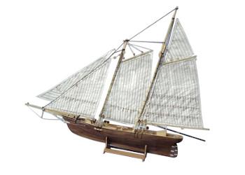 Schiff-Modellbausätze