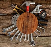 Werkzeug für Opa