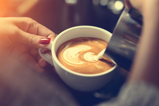 Kaffeevariation doppelter Espresso