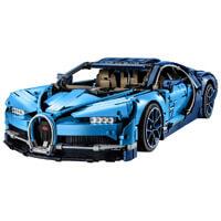 Bugatti Chiron Blau