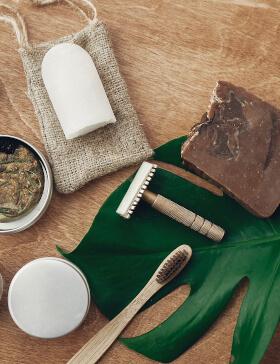 Nachhaltige Kosmetikprodukte