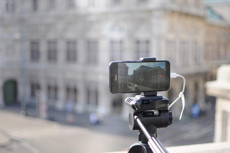 Handy Kamera