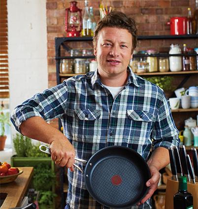 Jamie Oliver der Starkoch