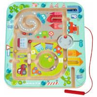 HABA Magnet-Geschicklichkeitsspiel Stadtlabyrinth
