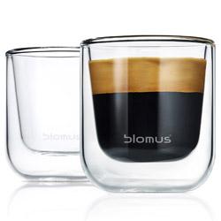 Espressoglas mit Crema