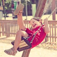 Spielen im Freien