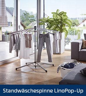 Standwäschespinne LinoPop-Up 140