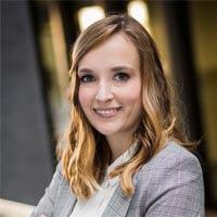 Redakteurin Sybille Schäftner