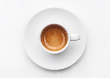 Kaffee basisch machen