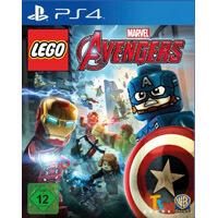 LEGO® Marvel Avengers PS4