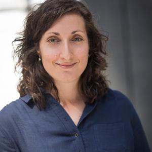 Redakteur Hannah Heber