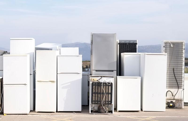 Kühlschrank Werstoffhof
