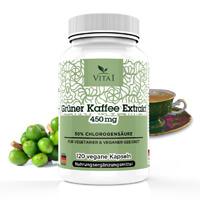 Grüner Kaffee Extrakt