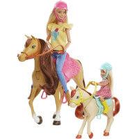 Reitspaß mit Barbie