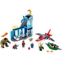 LEGO® Marvel Super Heroes Avengers Lokis Rache