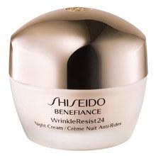 Anti-Aging-Nachtcreme von Shiseido