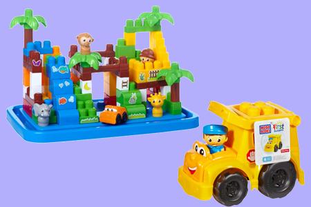 Spielwelt von Mega Bloks