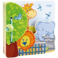 HABA Babybuch Zoo-Freunde