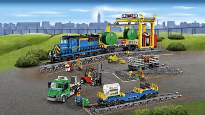 LEGO® Eisenbahn