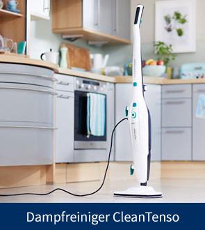 Dampfreiniger CleanTenso