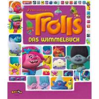 Wimmelbuch der Trolls