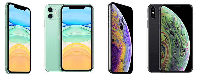 iPhone 11 oder iPhone XS
