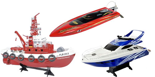 CARSON Schiffsmodelle