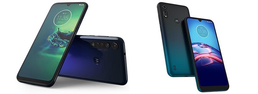 Motorola Einsteiger- und Mittelklasse Handys 2020