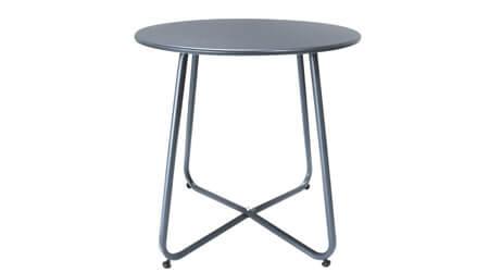 Tisch aus Metall