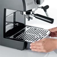 Abtropfschale Espressomaschine