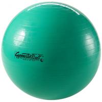 Grüner Gymnastikball