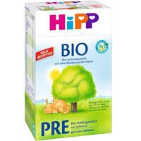 Hipp Säuglingsnahrung