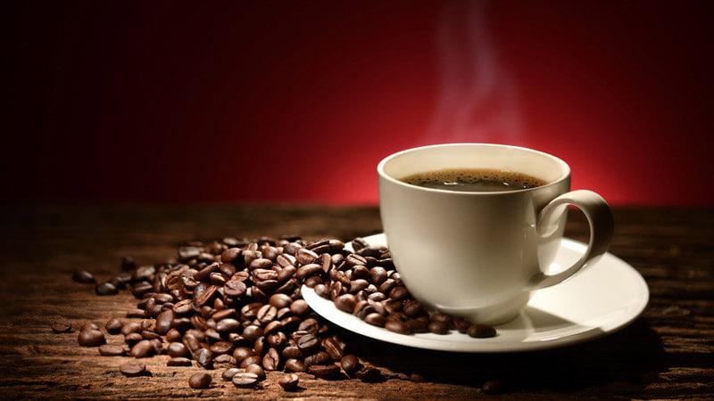 Aroma frisch gebrühter Kaffee