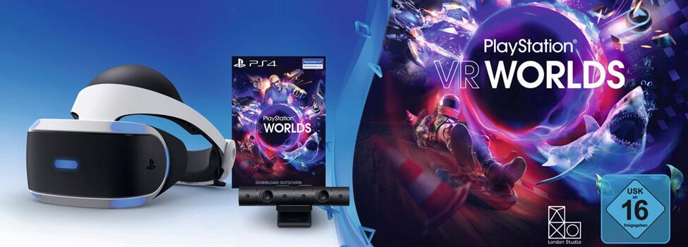 Sony VR-Brille
