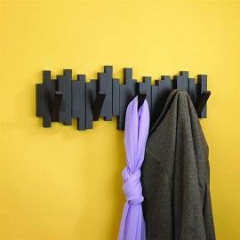 Garderoben- und Hakenleisten