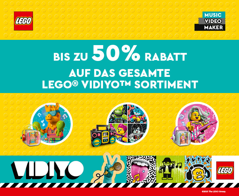 LEGO VIDIYO Aktion
