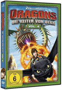 DreamWorks Dragons - Computeranimationsserie