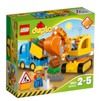 Lego Duplo Bagger