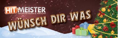 Hitmeister – Wünsch Dir was Gewinnspiel