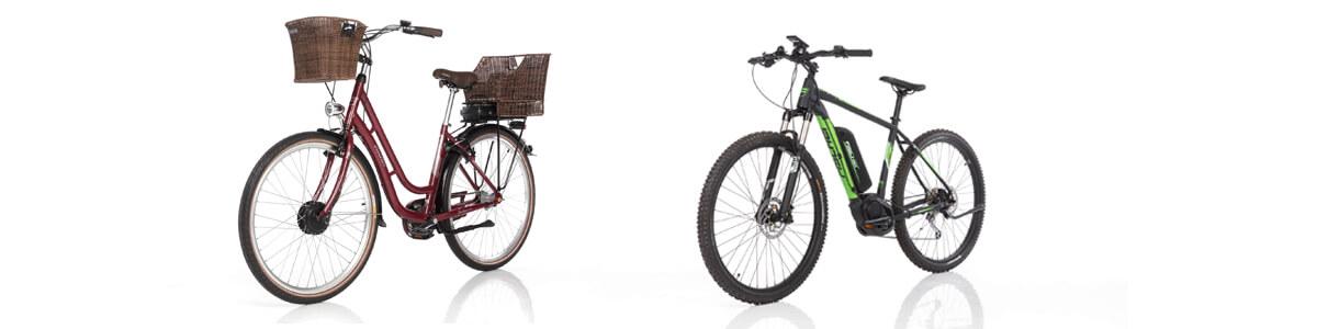 Fahrräder von FISCHER die fahrradmarke