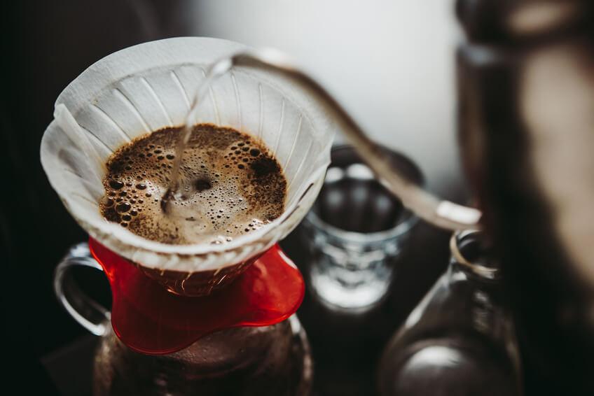 Welches Wasser für Kaffee?