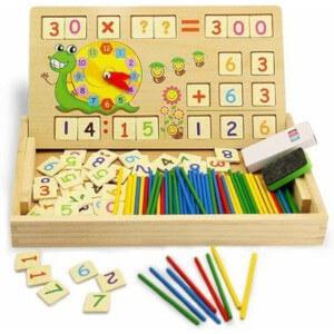 Holz-Lernbox