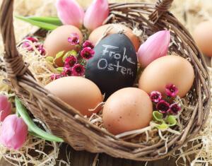 Ostergeschenke zum Fest