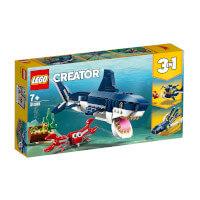 """LEGO® Creator 3-in-1 Spielset """"Bewohner der Tiefsee"""" (31088)"""