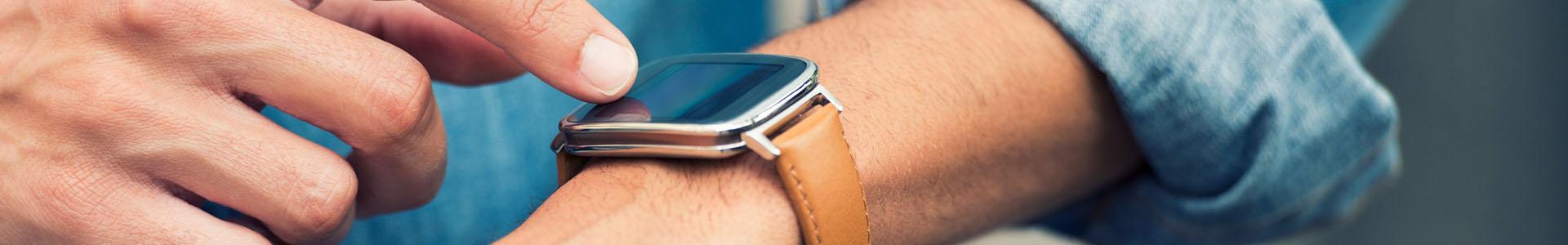 Apple Watch 40 oder 44 Millimeter